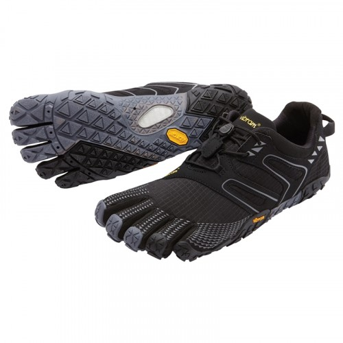 Vibram FiveFingers V-Trail: Black / Grey