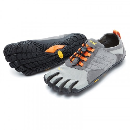 Vibram Five Fingers Trek Ascent: Grey/Black/Orange