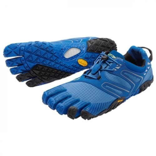 Vibram FiveFingers V-Trail: Blue / Black