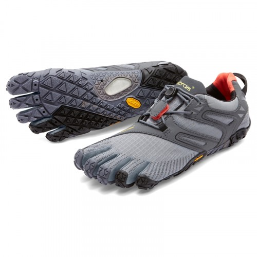 Vibram FiveFingers V-Trail: Grey / Black / Orange