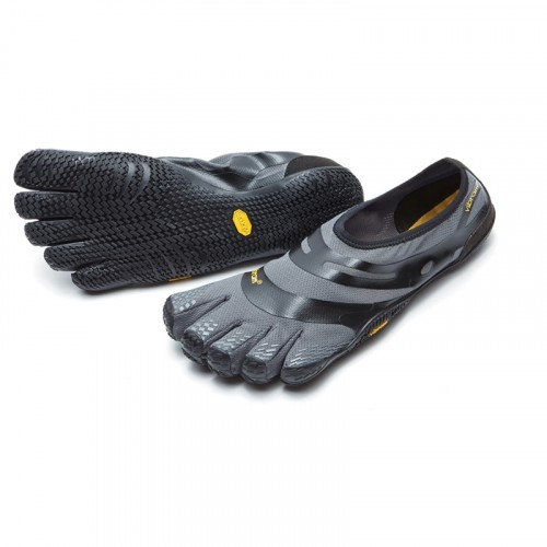 Vibram Five Fingers EL - X : Grey /Black