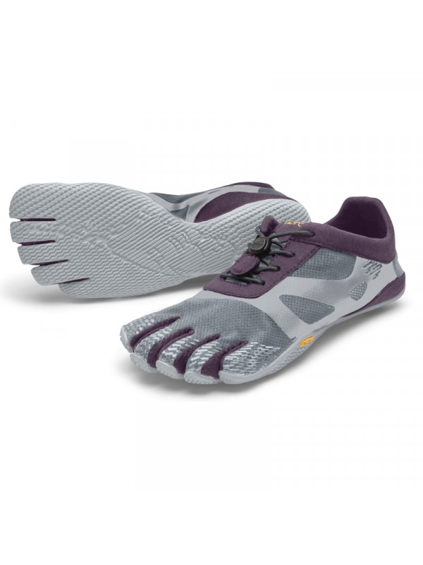 Vibram Five Fingers Womens  KSO EVO : Grey/Purple