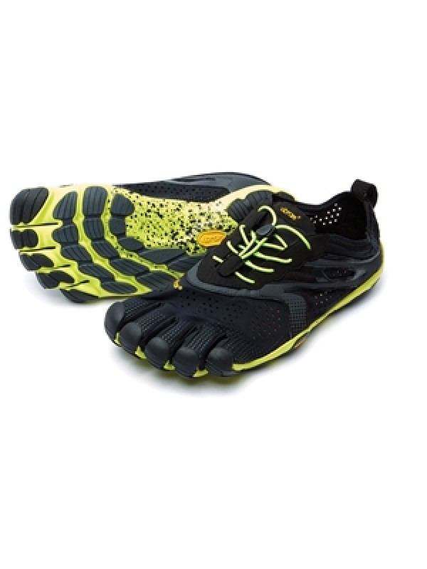 Vibram Five Fingers  V - Run: Black /Yellow