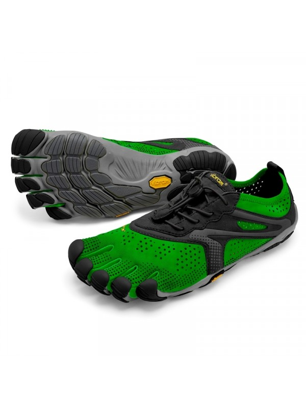 Vibram Five Fingers  V - Run: Green Black