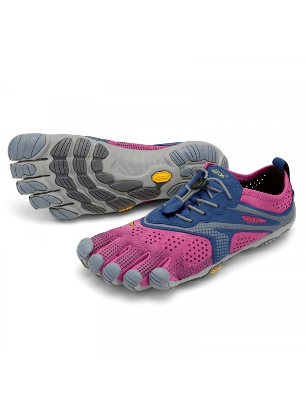 Vibram Five Fingers Womens  V - Run: Fuchsia Blue