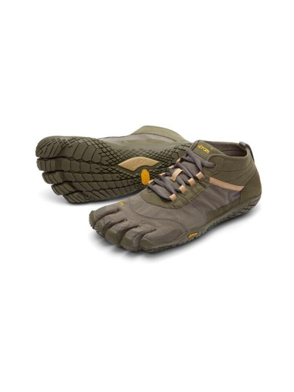 Vibram FiveFingers V-Trek : Military Green / Dark Grey