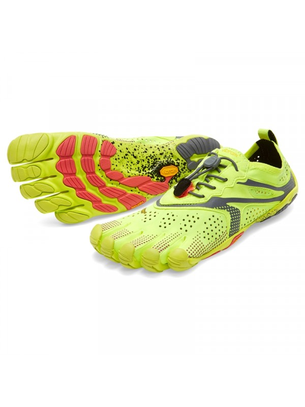 Vibram Five Fingers Womens  V - Run: Yellow