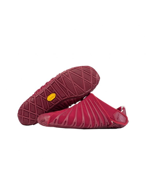 Vibram Furoshiki Womens : Beet Red